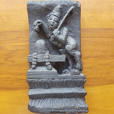 Relief Holz Indien