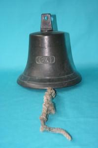 Schiffsglocke Bronze