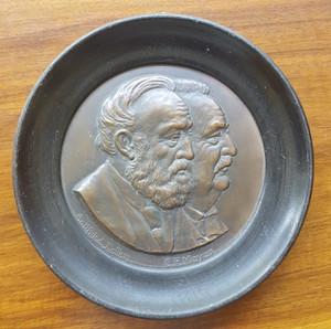 Portrait von Gottfried Keller