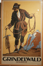 Grindelwald Plakat