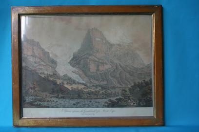 Grinderwald Gletscher