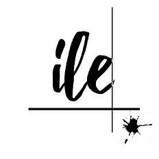 Logo ILE créé par Cécile Chassang
