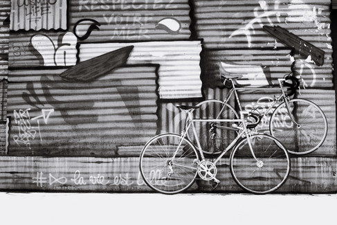 La photo du jour ! Shooting avec Doctor Bike !