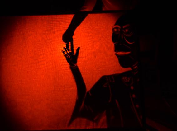 Spectacle Les Instants - Jeu d'ombre