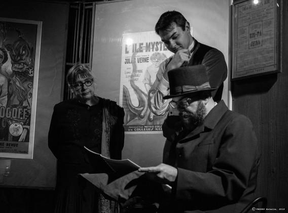 Famille Raton - Maison Jules Verne