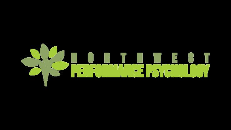 sport psychology logo for northwest performance psychology