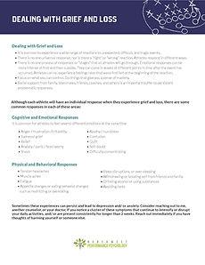 Northwest Performance Psychology Dealing