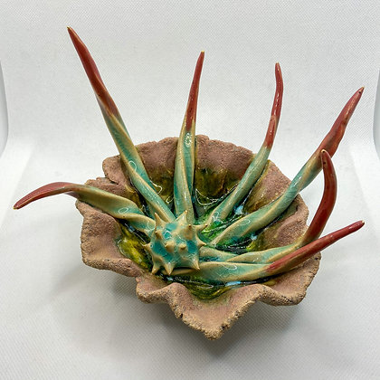 HYDRA - decorative ceramic dish