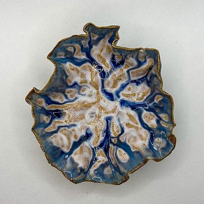 CONFLUENCE - decorative ceramic dish