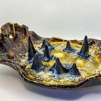 ARCHIPELAGO - decorative ceramic dish