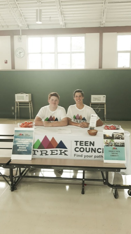 TREK at Club Rush 2019