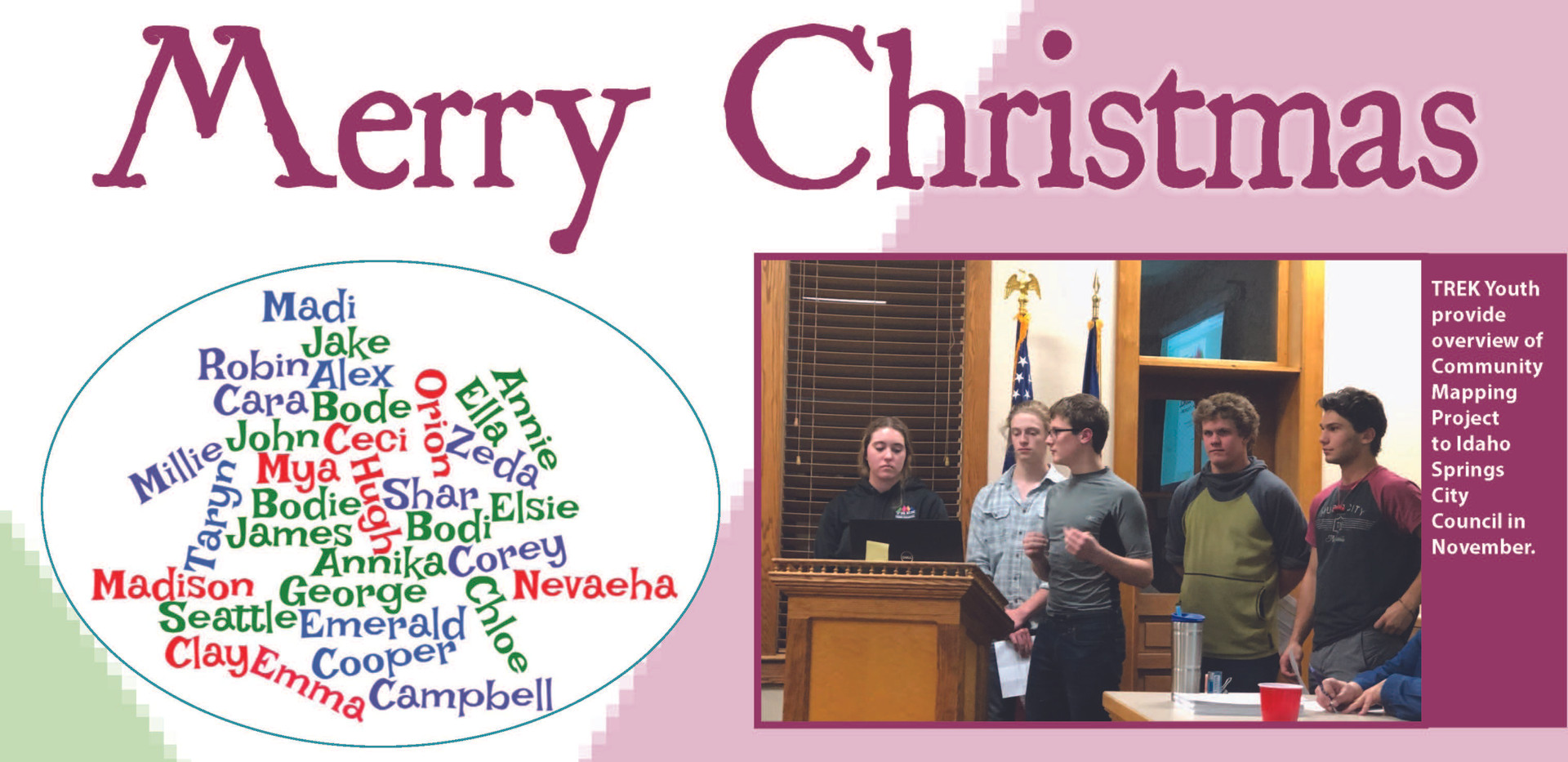 Courant 2019_12. Merry Christmas!