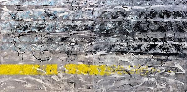 34 - Franchir la ligne jaune (huile, acr