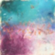 16 - La rose des glaces (soie, fil de co