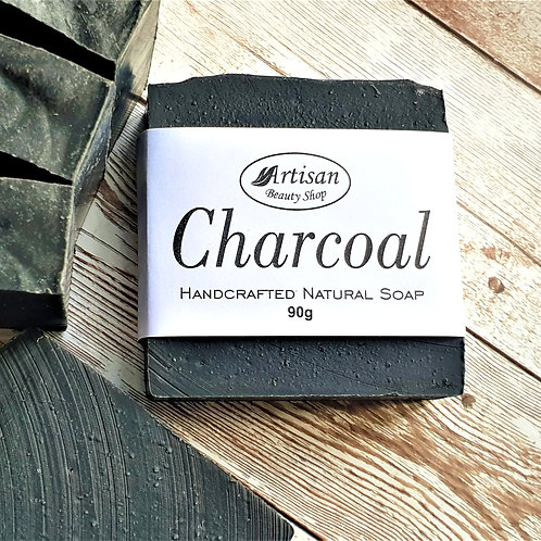 Tea Tree Charcoal Soap Bar