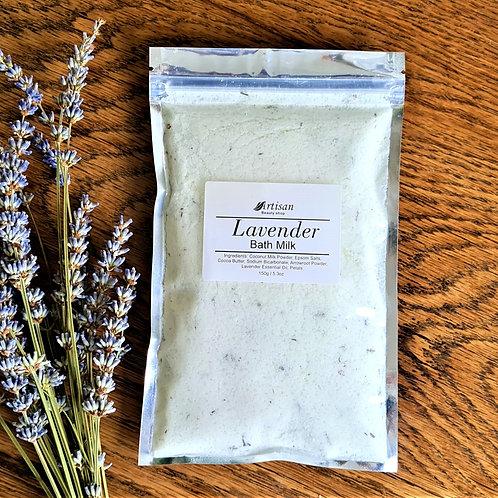Lavender Coconut Bath Milk