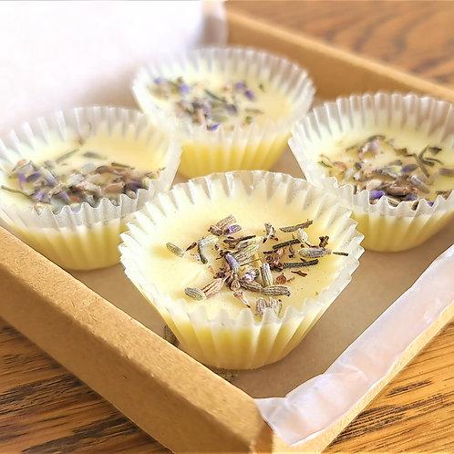 Lavender Bath Oil Melts