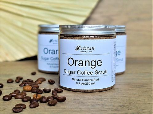 Coffee & Sugar Scrub