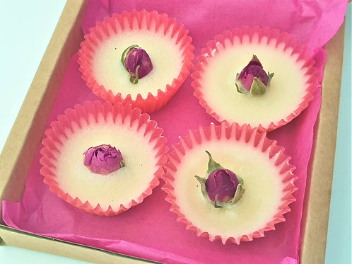 Roses Bath Oil Melts