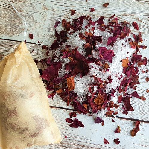 Rose Bath Tea Bags
