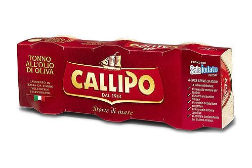 TON IN ULEI DE MASLINE 80 GRX3 CALLIPO