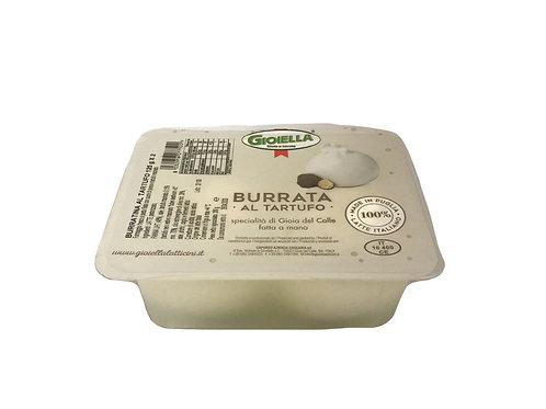 BURRATINA CU TRUFE (gr.125x2) Cas. 250 gr