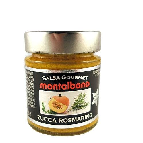 SOS GOURMET CU DOVLEAC SI ROZMARIN 156ML MONTALBANO
