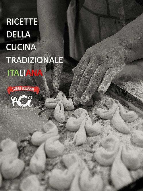RETETE TRADITIONALE DIN  ITALIA IN FORMAT DIGITAL