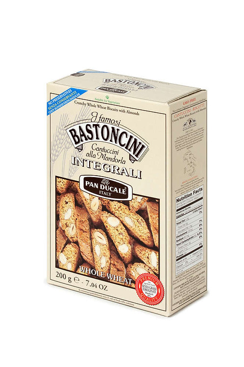 CANTUCCI INTEGRALE 200GR PAN DUCALE