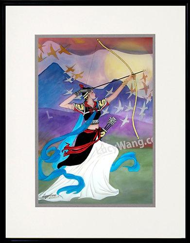 Goddess of Warrior