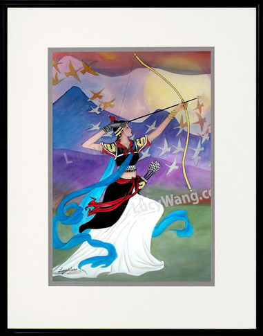 Godess of Warrior
