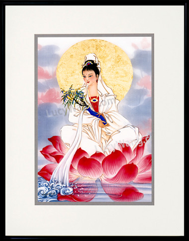 Kuan Yin- Goddess of Mercy