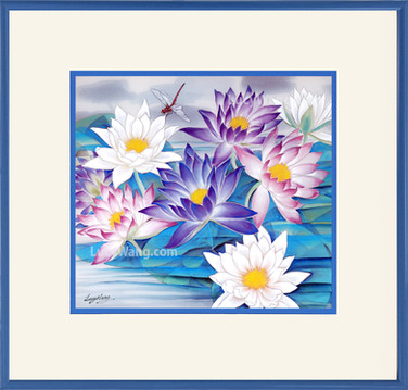 Water Lily-Lucy Wang-13x14.jpg