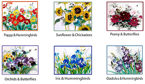 Note Cards-set of 10 note cards