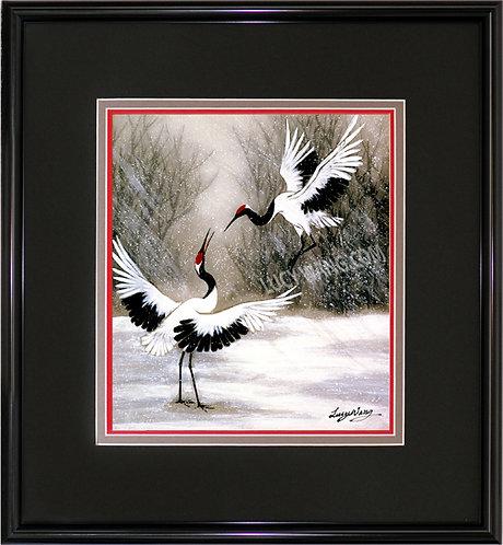 Dancing Cranes, #1