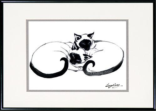 Siamese Cats #1