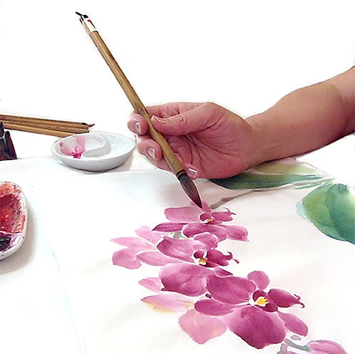 Chinese Painting Online Zoom Classes