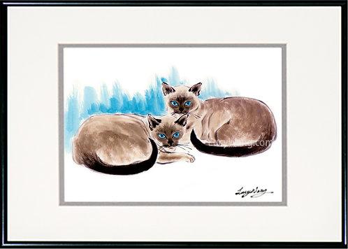 Siamese Cats #2