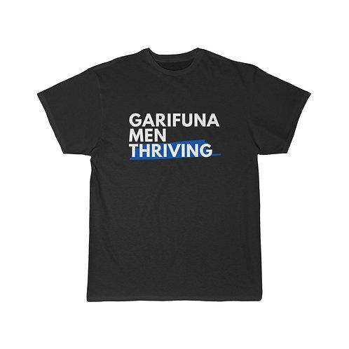 Garifuna Men Thriving Black Tee