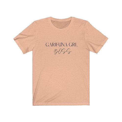 Garifuna GRL Boss Tee