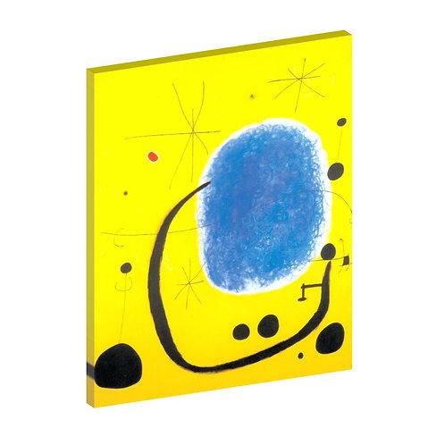 El oro del azul Joan Miró