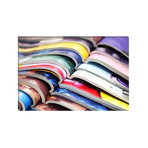Revistas de colores