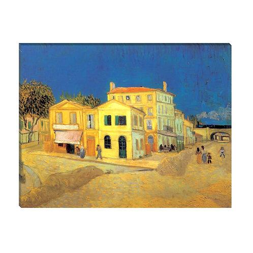 Vincent Van Gogh - Casa paja