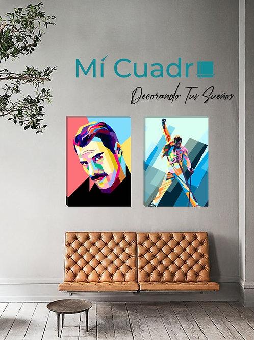 Set Freddie Mercury
