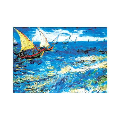 Vincent Van Gogh - Les Voiliers
