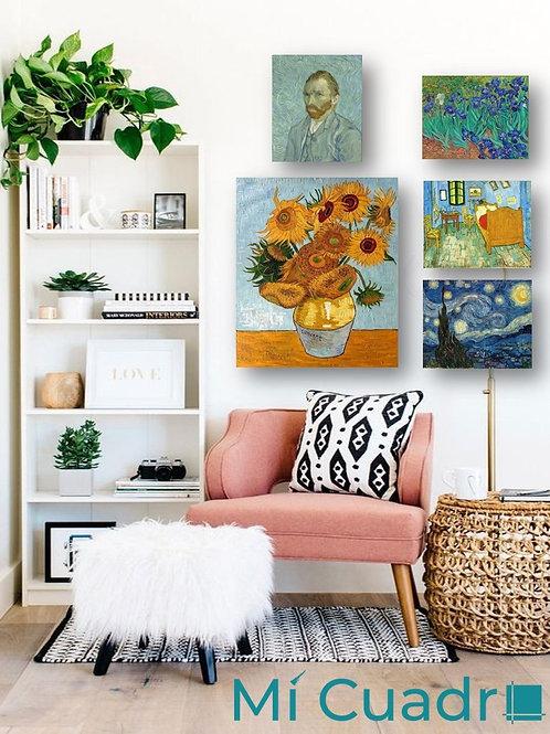 Set Vincent Van Gogh