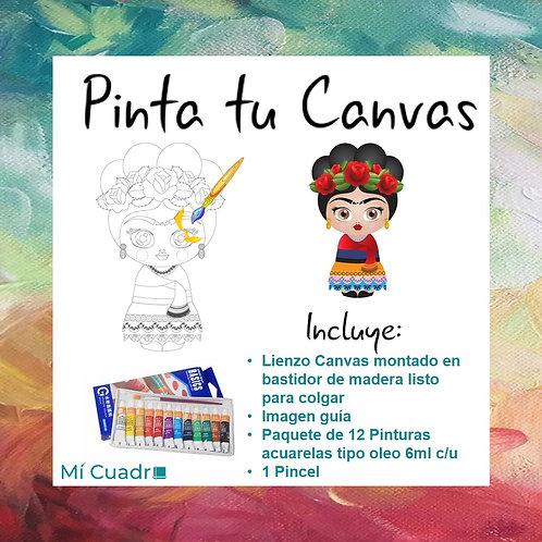 Pinta Frida Mexicana