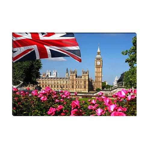 Jardín en Londres