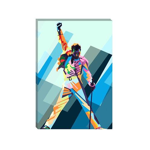 Freddie Mercury Stand