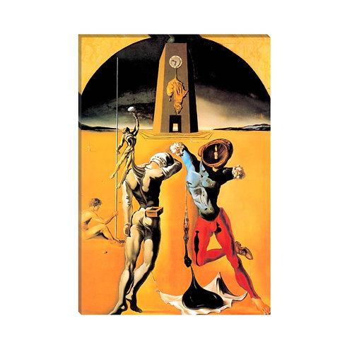 Dalí - Los atletas cósmicos